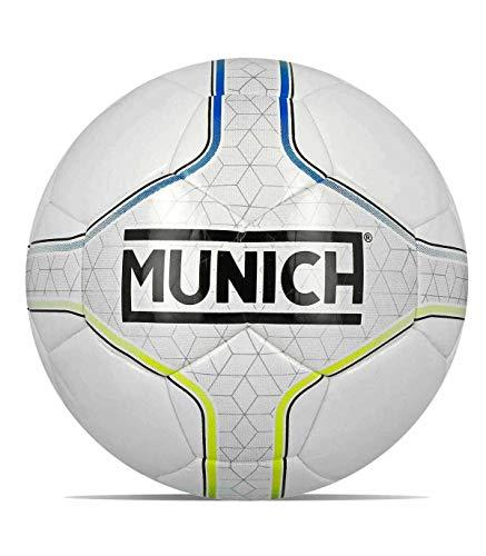 Munich Hera Indoor Balón, Amarillo, 62