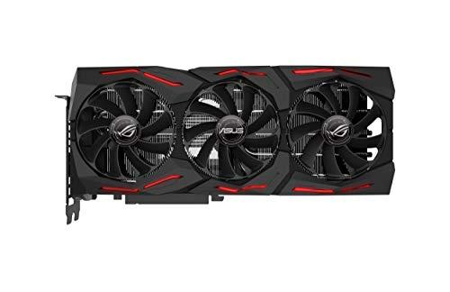 ASUS ROG STRIX NVIDIA GeForce RTX 2080 Advanced 8G Gaming Grafikkarte (PCIe 3.0, 8GB DDR6 Speicher, HDMI, Displayport, USB Type-C)