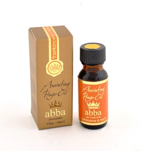 Anoint Oil-Frankincense & Myrrh In Gift Box-1/2oz