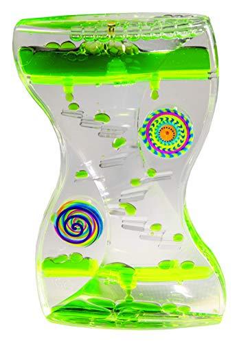 Louis N. Kuenen GmbH 71007 Emotion Pearl-2 Rad Wassertreppe Spirale, Grün