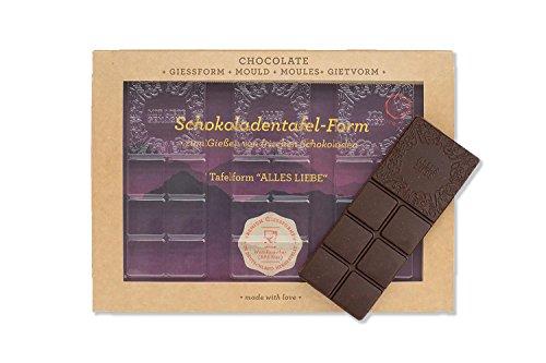 ChoQlate  Schokoladenform