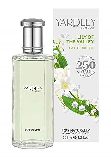 Yardley Yardley Lily Of The Valley 125Ml Edt Spray 500 g