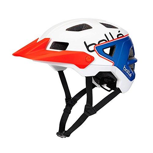 Bollé Trackdown, Caschi Ciclismo Unisex – Adulto, Tricolor Matte, Large 59-62 cm