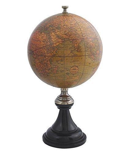 Kleiner Gründerzeit Schreibtisch Globus, Weber Costello USA um 1900
