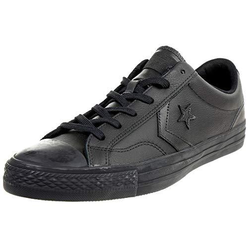 Converse Star Player Ox, Zapatillas Hombre, Negro (Black 159779c), 45 EU