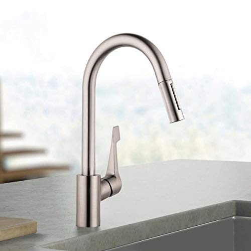 Hansgrohe Cento HighArc Kitchen Faucet