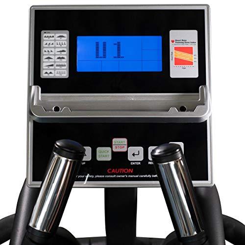 MAXXUS Crosstrainer CX 7.3e Ellipsentrainer - 8