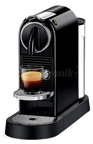 Nespresso D113 Citiz Kapselmaschine | Hochdruckpumpe und perfekte Wärmeregelung | Energiesparfunktion |schwarz
