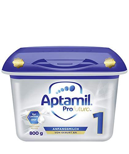 Aptamil Profutura 1, Anfangsmilch von Geburt an, Baby-Milchpulver (1 x 800 g)