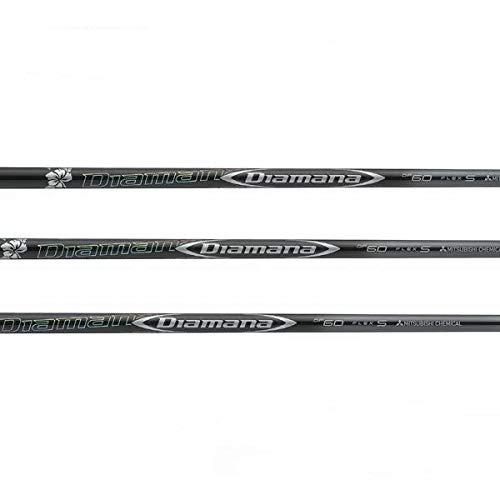 MCA-Golf Mitsubishi Diamana DF-Series 60 Driver Shaft + Adapter & Grip (X-Stiff) (Ping G30, G, G400)