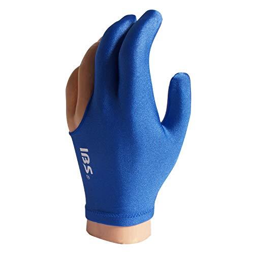 Manuel Gil Handschuh Billard IBS Glove Blue