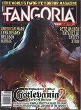 FANGORIA #324, June 2013 (Castlevania 2 Lords of Shadow; Blacula; Hellboy; Maniac; Hatchet III; Entity; Xtro)