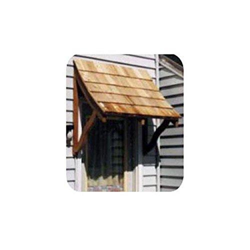 wood awning kit - 4