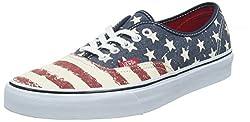 Vans Unisex Americana Dress Blue Sneakers