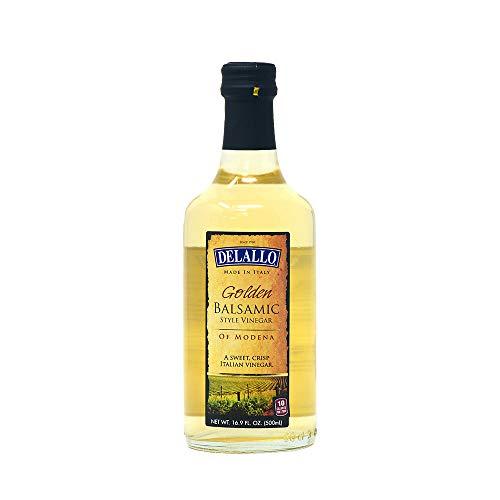 DeLallo Golden Sweet Balsamic-Style Vinegar 16.9 oz