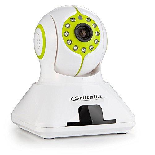 SP006 IP Camera Wireless ONVIF alarm ondersteunt sensoren en microSD-tot 128 GB