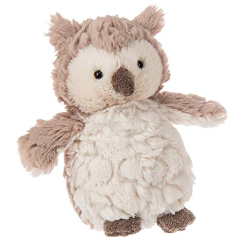 Mary Meyer Putty Stuffed Animal Soft Toy, 6-Inches, Puttling Owl