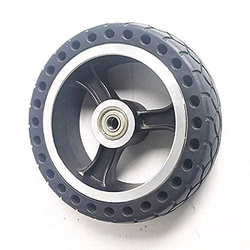 DIELUNY Neumáticos eléctricos de la vespa, conveniente para los accesorios de la rueda trasera de la vespa de 5.5 pulgadas, neumáticos del panal, especificaciones opcionales, cubo de la rueda 8mm