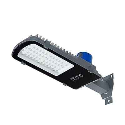 Gebosun Dusk to Dawn LED Outdoor Barn Security Light (Photocell Included) - 60W 9200 Lumen 6000k Street Floodlight Yard Light for Area Lighting Waterproof IP65 (not Solar lamp)