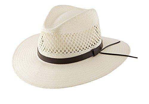 Stetson Digger Shantung Hat-Natural-M