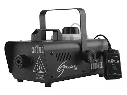 CHAUVET DJ Hurricane 1000 Compact Fog Machine with wireless Remote