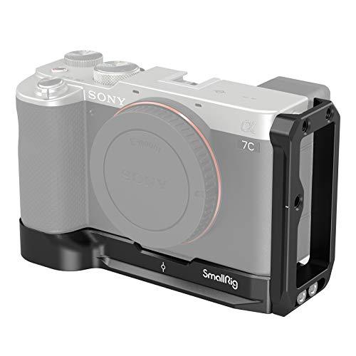 SMALLRIG L Bracket L Plate L Placa para Sony A7C - 3089