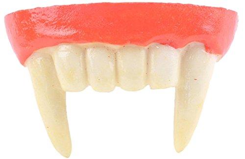 La Vogue Vampire Dentiers Halloween Carnaval Fête Noël Nuit Déguisement Cosplay Plaisir Rose