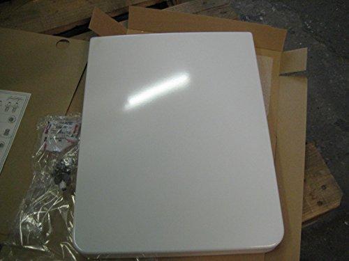 Kohler WC Sitz mit slow close und Metallscharnieren,Serie Reve Artikel 72228-00