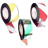 Ceqiny 3 rollos de cinta adhesiva holográfica repelente de pájaros, 0.94 pulgadas x 164 pies, cinta reflectante para ahuyentar pájaros como palomas, pájaros carpinteros, gansos, garzas, pájaros y más