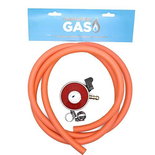 HG Replacement 27mm Patio Gas 2m Hose Kit BBQ, Patio Heaters Calor...