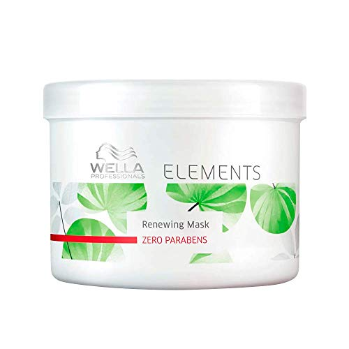 Wella Elements Renewing - Mascarilla de cabello, 500 ml