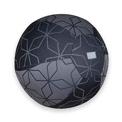Hoppediz Luftballon, Hülle Design Malmö stone, grau