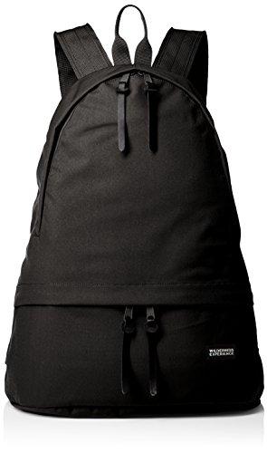 [ウィルダネスエクスペリエンス] リュック Arch 2 A4収納 Black One Size