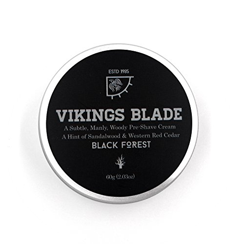 VIKINGS BLADE 'Black Forest' PRE-Shave Hair Softening Conditioner,...