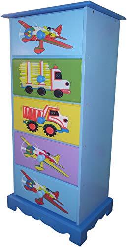 Liberty House Toys 5 tiroirs Meuble de Rangement Transport