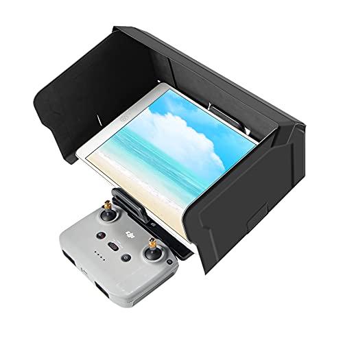 Hanatora 9.7-11 Inch Monitor Tablet Sun Hood Shade for DJI Mini 2/SE,Mavic Mini,Mavic Air 2/2S,Mavic Air,Mavic 2 Pro/Zoom,Mavic Pro,Spark,Phantom 3/4,Inspire 1/2 Remote Controller, Sunshade Shield