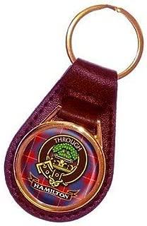 Clan Hamilton Crest Keychain