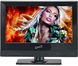 Supersonic SC-1311 13.334; 720p LED-LCD TV - 16:9 - HDTV - ATSC - 90Â¿ / 45Â¿ - 1366 x 768 - USB - SC-1311
