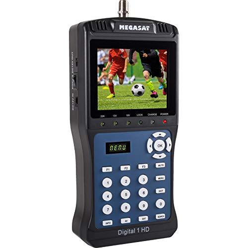 Megasat 2600011 Satmessgerät Megasat Digital 1 HD