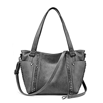 Tote Bag for Women Large Faux Leather Purse and Handbags Ladies Work Designer