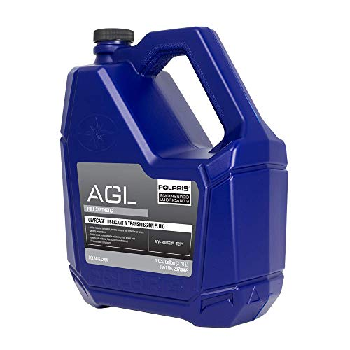 Polaris AGL Automatic Gearcase Lubricant and Transmission Fluid, 2878069, 1 Gallon