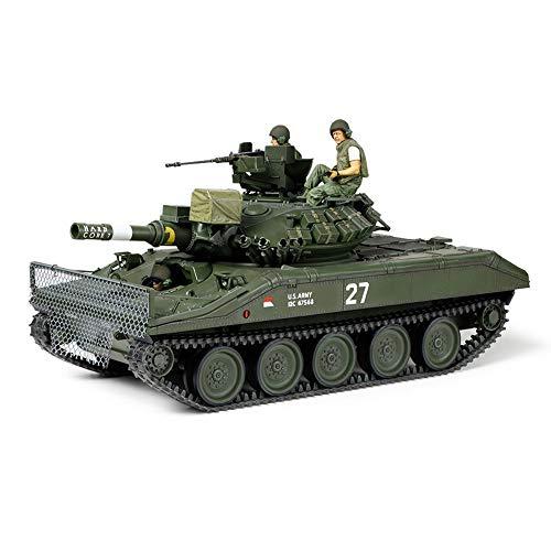 タミヤ 1/35 ミリタリーミニチュアシリーズ No.365 アメリカ空挺戦車 M551 シェリダン (ベトナム戦争) プラ...