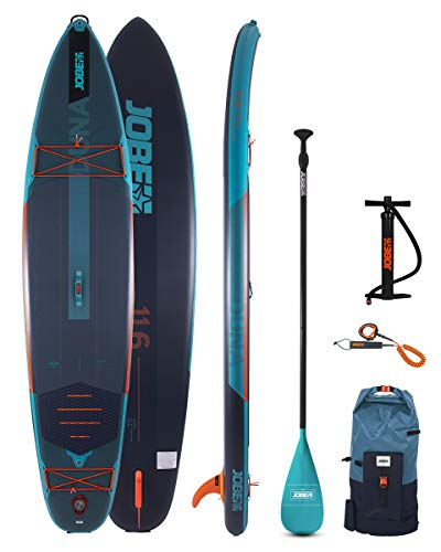 Jobe Duna 11.6 Inflatable SUP Paddle Board Package