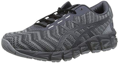 Asics Gel Quantum 180 5 Sr, Zapatillas de Running para Hombre, Negro (Sheet Rock/Carrier Grey), 48 EU