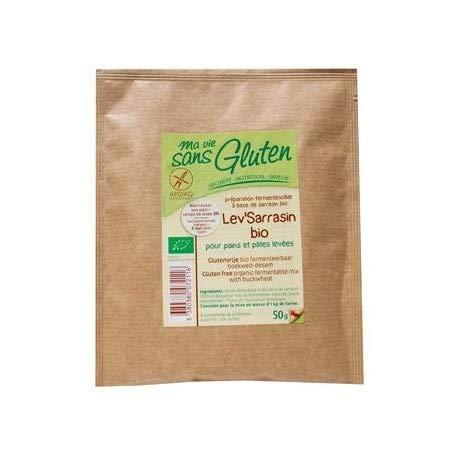Ma vie sans gluten Bio Lev'sarrasin 50 g
