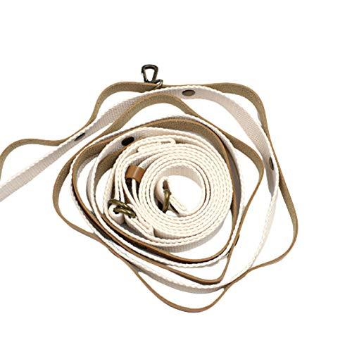 Cuerda para acampar al aire libre Cuerda para colgar para acampar Accesorios para tiendas de campaña Cuerda para tender la ropa para viajes Senderismo Picnic (marrón y beige;) BCVBFGCXVB