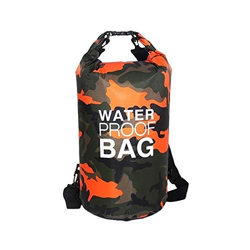 Eurowebb Sac Waterproof avec Sangles réglables 15L