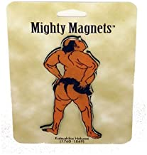 Hokusai Sumo King Mighty Magnets