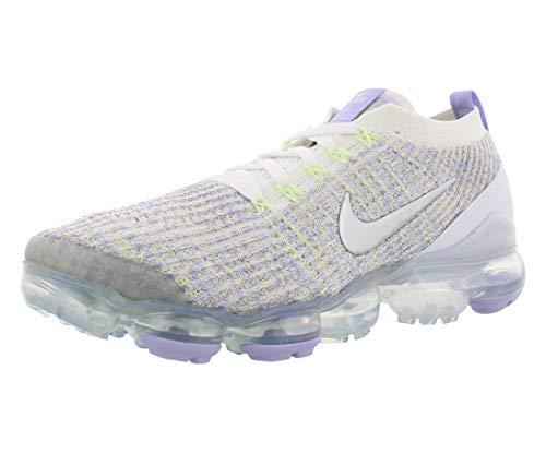 Nike Air Vapormax Flyknit 3 (True White/Purple Agate/Metall 7W)