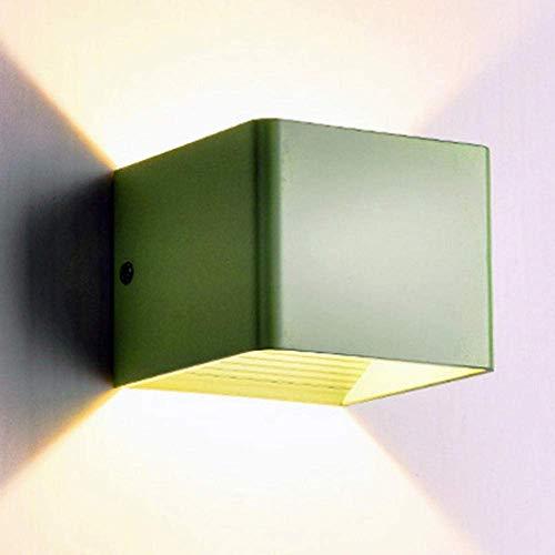 Applique murale à LED moderne Applique à LED Lampes de lavage de mur Lampes de salon modernes Lampes de chambre à coucher de mode moderne Applique murale de salon à LED Lampe d'allée LED Accessoires